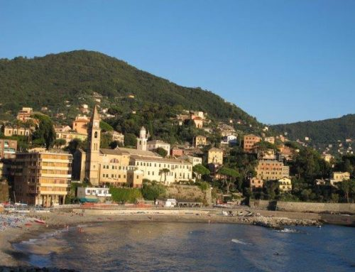 Day 10 – Downtown and Harbor Views in Recco