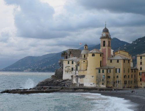 Day 11 – Thunderstorms in Recco; Sightseeing in Camogli