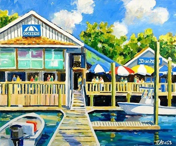 Dockside Restaurant Nc